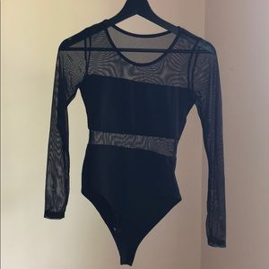 Bodysuit by Charlotte Russe